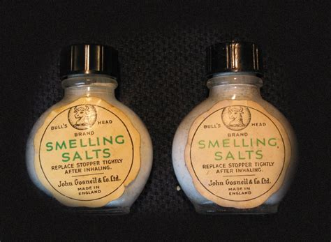Walmart Floor by Smelling Salts