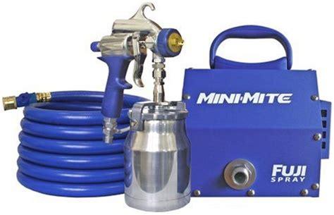 Home Decor Hvlp Stationary Sprayer : Fuji 2904 Mini-mite 4-stage Hvlp Spray System $699.00