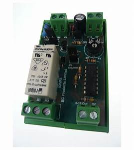 Adjustable Single Relay Module - Buy Online