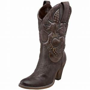 Women's western cowboy boots / cowgirl boots 2018