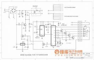 Anion Air Purifier Circuit Diagram