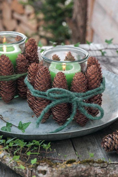 weihnachtliche deko ideen weihnachtliche deko ideen mit zapfen boże narodzenie dekoideen weihnachten deko weihnachten