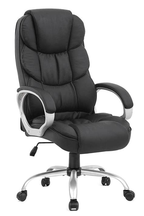 high  leather office chair executive office desk
