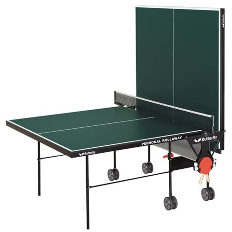 ping pong table surface butterfly personal rollaway review