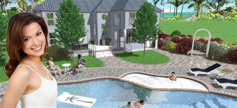 Backyard Design Software Free by Landscape Design Software 3d Landscaping Software Free
