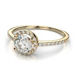 engagement rings at jewelers yellow gold halo engagement rings ipunya