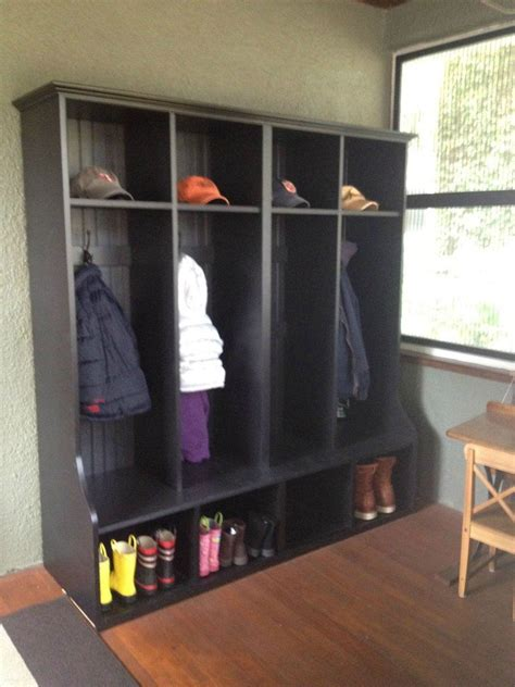 coat cubby custom home plans home projects home
