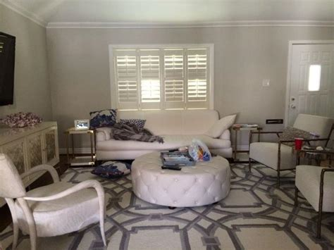 small living room makeover    zion star