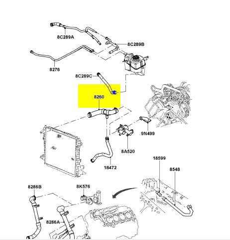 similiar 2002 lincoln ls parts keywords lincoln ls fuse box diagram likewise 2001 lincoln ls cooling system
