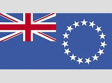 CIA The World Factbook Flag of Cook Islands