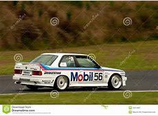 Motorsport BMW E30 Peter Brock Mobil M3 Editorial
