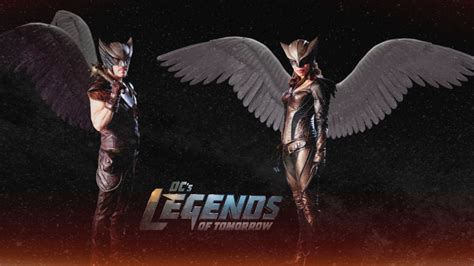 legends  tomorrow wallpapers hd