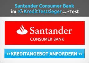 santander kredit voraussetzungen santander consumer bank comfort card 220 bersicht