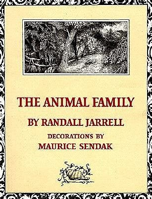 animal family  randall jarrell reviews discussion bookclubs lists
