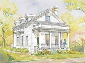 revival home plans floor plans aflfpw24856 2 story revival home with 3 bedrooms 2 bathrooms and 1 720