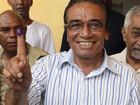 Francisco Guterres Wins Timor Leste Presidential Election