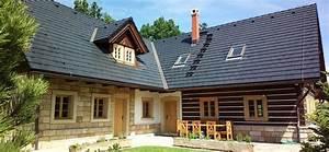 Stavba dřevěné chaty