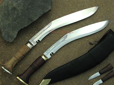 sirupate nepali kukri slender simple light traditional khukuri knife