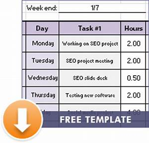 consultant time tracking template - weekly timesheet template free excel timesheets clicktime