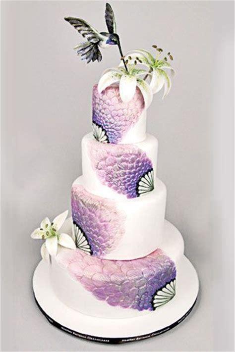 cakes hummingbird images  pinterest
