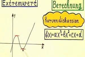 Wurzel Schriftlich Berechnen : video extremwert berechnen so klappt 39 s schritt f r schritt ~ Themetempest.com Abrechnung