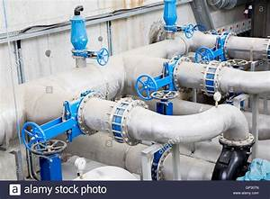 Wastewater Treatment Plant  A New Pumping Station  Valves