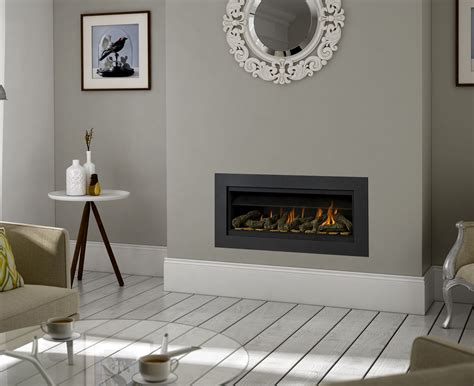 In The Wall Gas Fireplaces - new paragon p7 in the wall gas