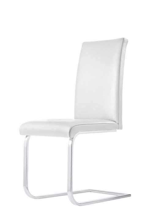 m chaises chaise lofty m lot de 4 chaises design cuir ou tissu