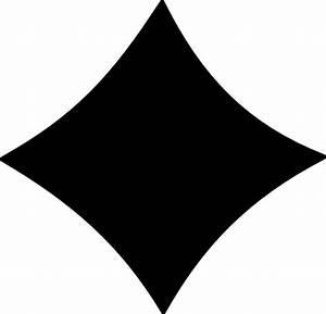 Pin diamond clip art vector - Clipartix