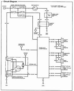 2002 Honda Accord Wiring Diagram