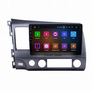 Android 10 0 Gps Navigation System Stereo For 2006