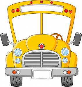 Cartoon school bus front PNG Clipart - Download free ...