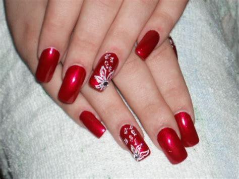 Красный маникюр – модные тенденции 50 фото дизайна ногтей с красным лаком