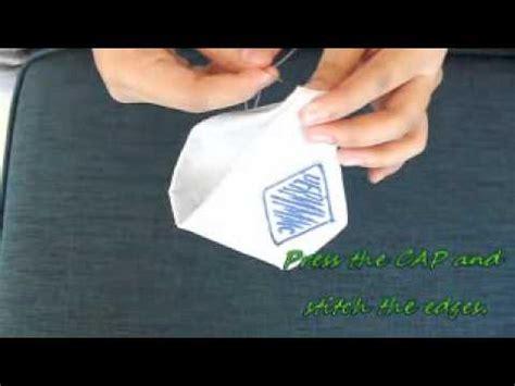 folding  uerm nurses cap youtube