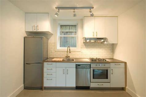 simple kitchen design   small house basement
