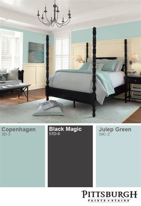 Bedroom Color Schemes Aqua turquoise blue paint color inspiration ideas from the