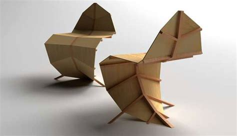 awesome  modern leaf chair designs decorate