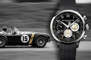 Mercier Automobiles : montre luxe collection sihh 2016 baume mercier capeland shelby cobra 1963 competition ~ Gottalentnigeria.com Avis de Voitures
