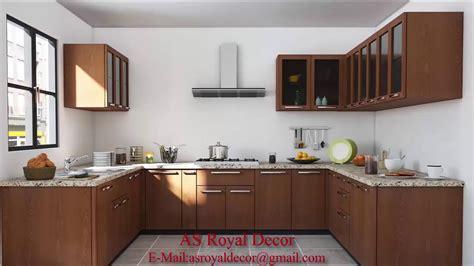 latest modular kitchen designs  royal decor youtube