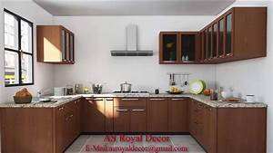 latest modular kitchen designs 2017as royal decor youtube With the latest in kitchen design