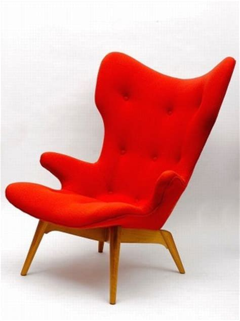 contour wing chair grant featherston 1951 design