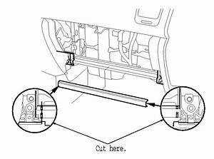 How Do I Change The Cabin Filter On My 2005 Honda Pilot