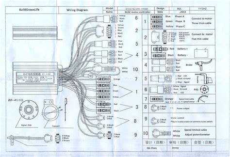 e bike controller wiring diagram b2network co