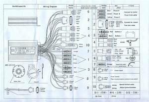 Ebike Controller Kt36zws