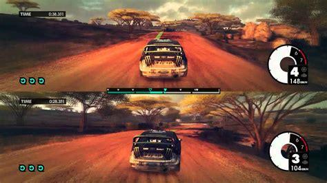 Ps4 Car Racing Games 2 Player Split Screen