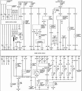 1987 Buick Regal Grand National Wiring Diagram
