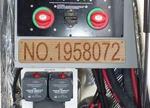 coast guard vessel documentation plaque With uscg documentation number plaque