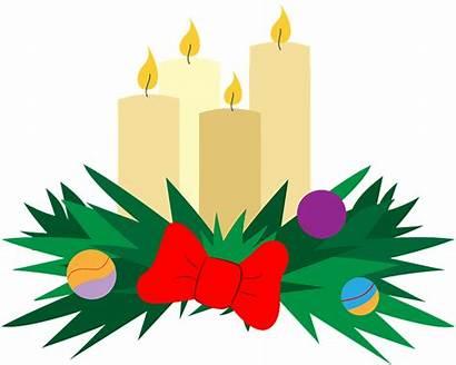 Advent Candles Clipart Candle Creazilla December