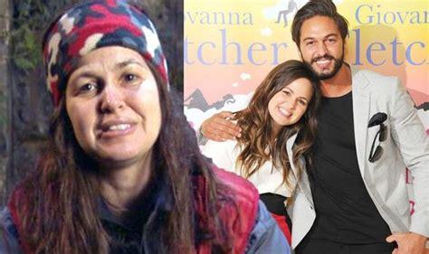 Giovanna Fletcher: I'm A Celebrity star saved brother ...