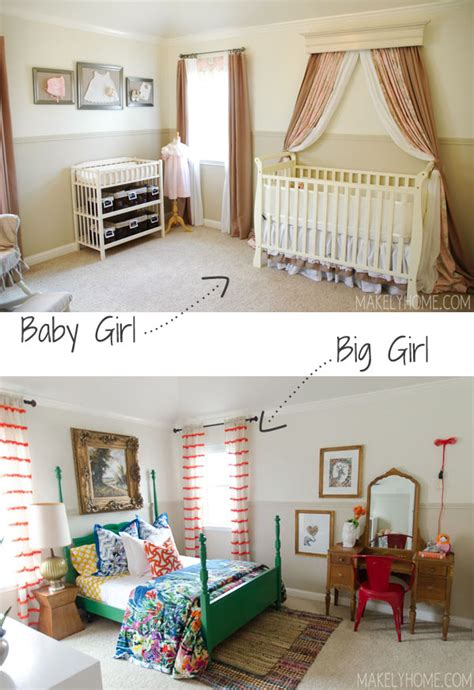A Little Girls Bedroom
